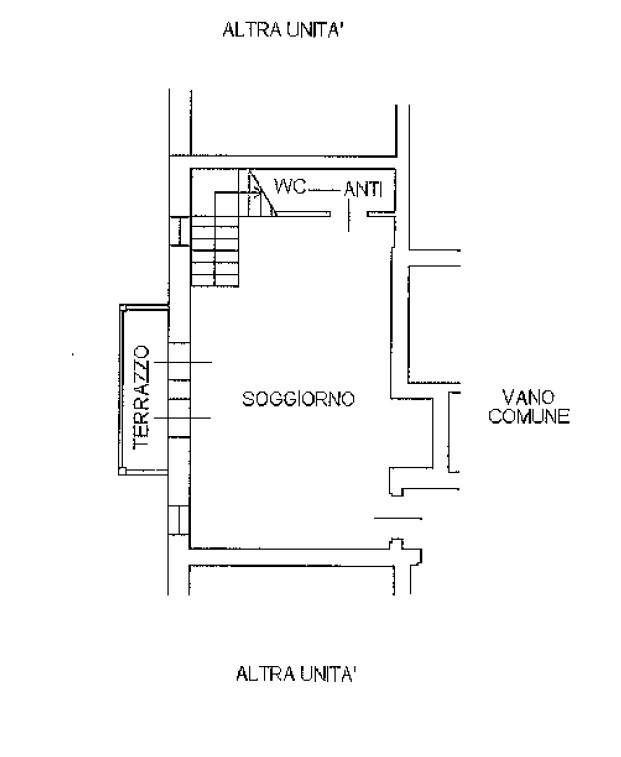 foto piano primo 3-room flat excellent condition, first floor, Crocetta del Montello