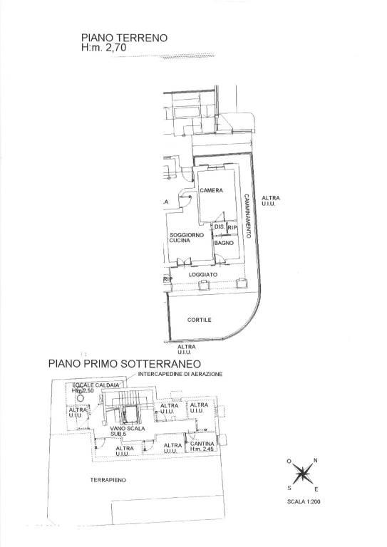 foto  2-room flat via Papa Giovanni XXIII, Beinette