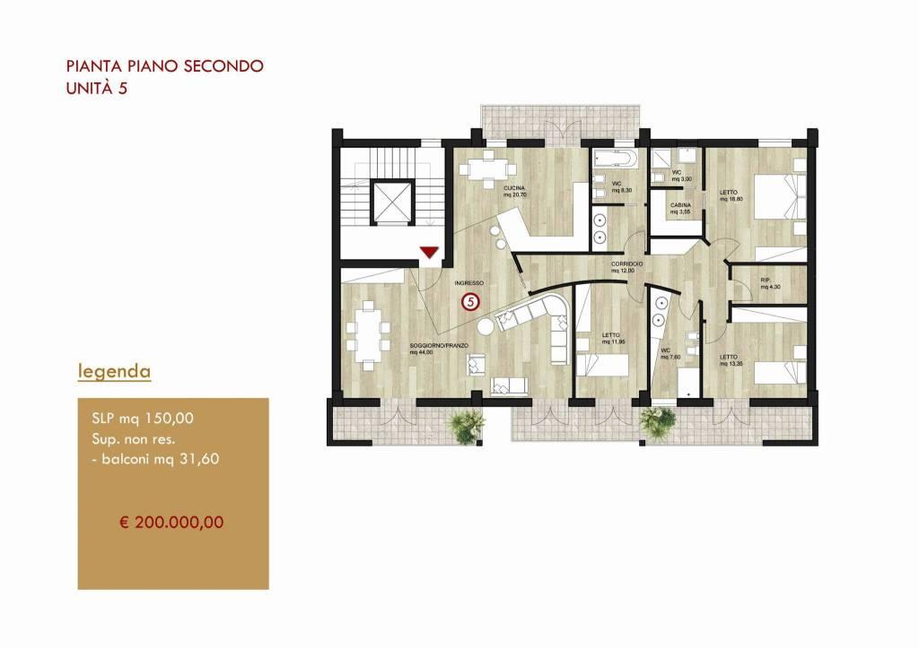 Vendita Appartamento In Via Giovanni Gentile Castelvetrano Nuovo