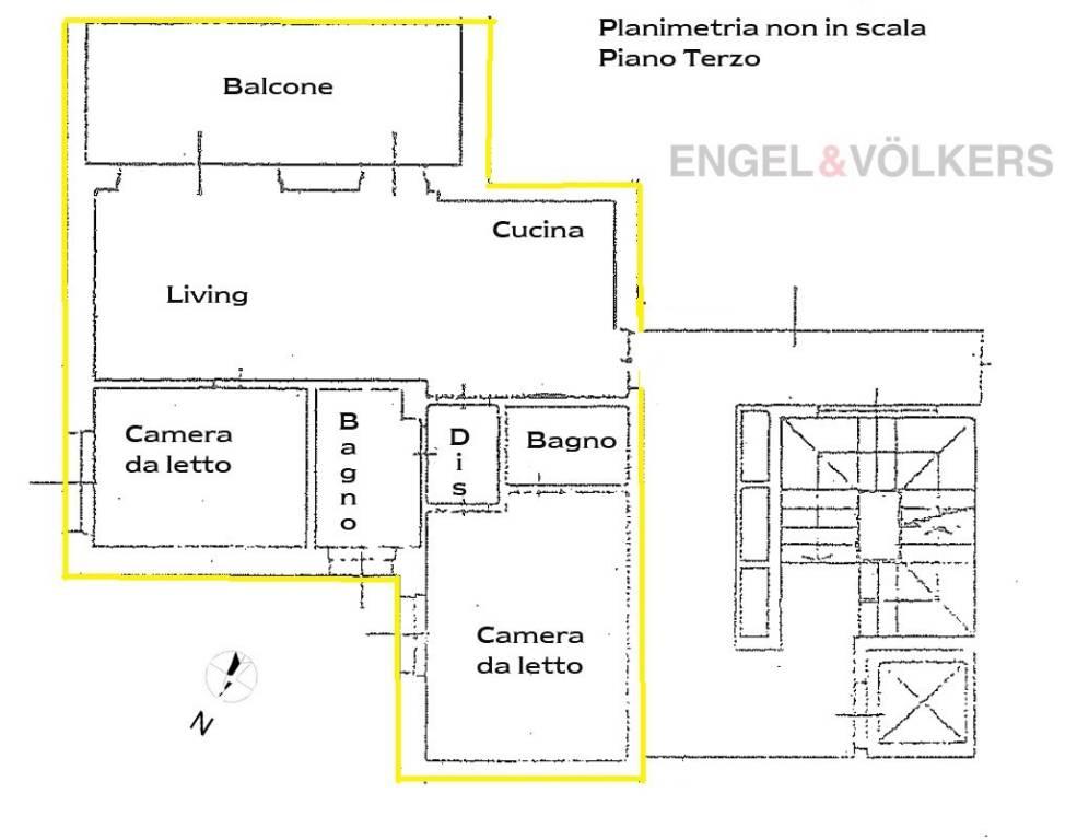 Vendita Appartamento Milano. Trilocale in piazzale Tripoli. Nuovo ...