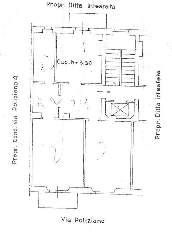 Affitto Appartamento Milano Trilocale In Corso Sempione 50 Buono