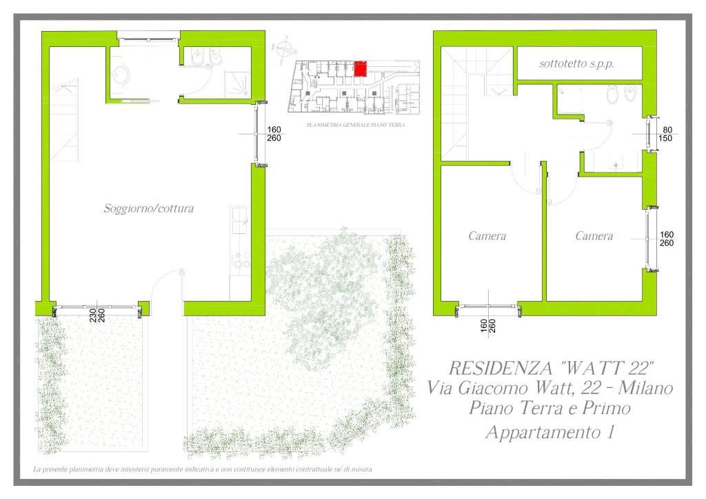 Vendita Appartamento Milano Quadrilocale In Via Giacomo