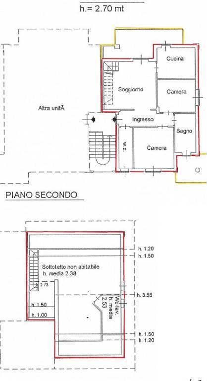 foto PLANI.ALLOGGIO Apartment via Sogno 9, La Cassa