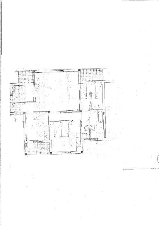 foto Planimetria 4-room flat via Nino Bixio, Fabrica di Roma