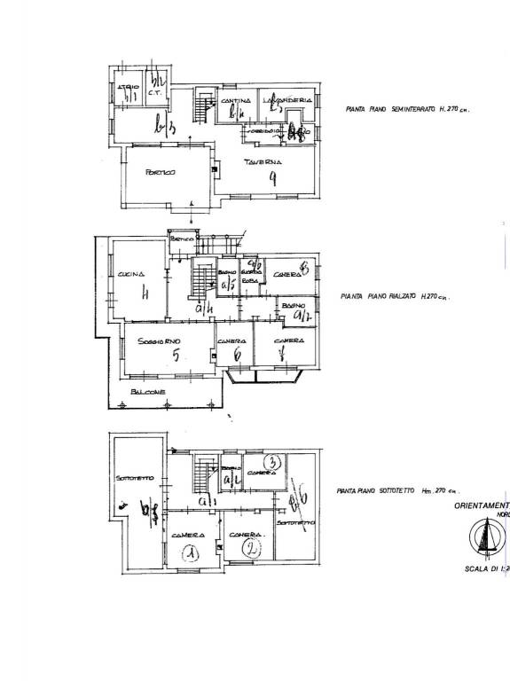 foto  Single family villa, excellent condition, 383 sq.m., Cernobbio