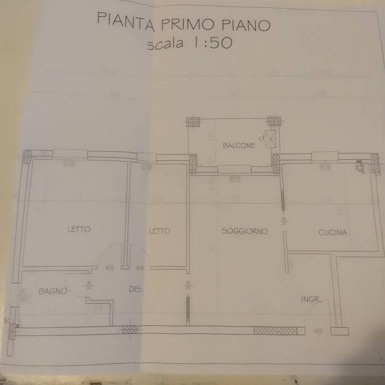 foto Appartamento 4-room flat good condition, first floor, San Martino in Rio