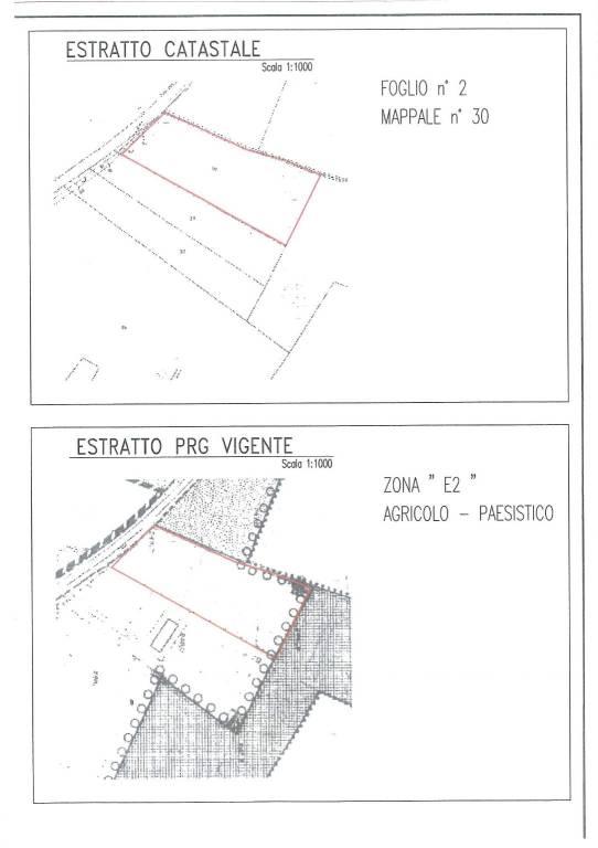 foto Planimetria 1 Terreno agricolo in Vendita a Carnate