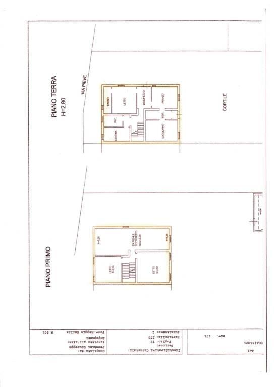 foto  Two-family villa, good condition, 186 sq.m., Gualtieri