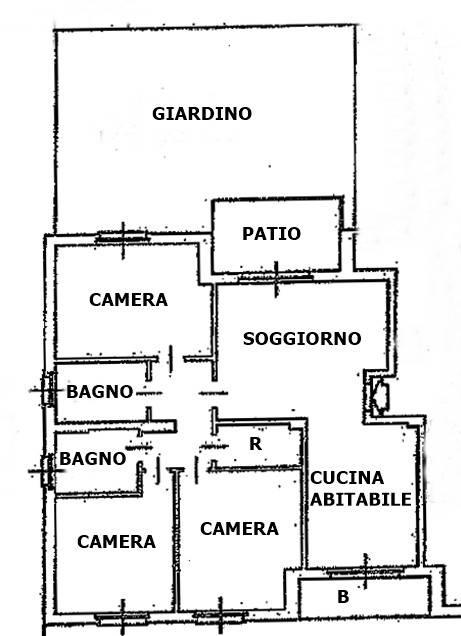 foto  4-room flat via Privata Carlo Erba 2, Baranzate