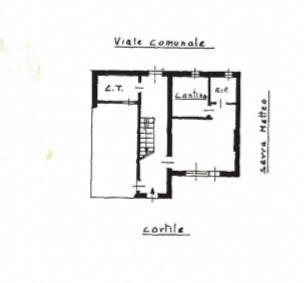 foto PLAN1 Single family villa via Cristoforo Colombo 33, Poirino