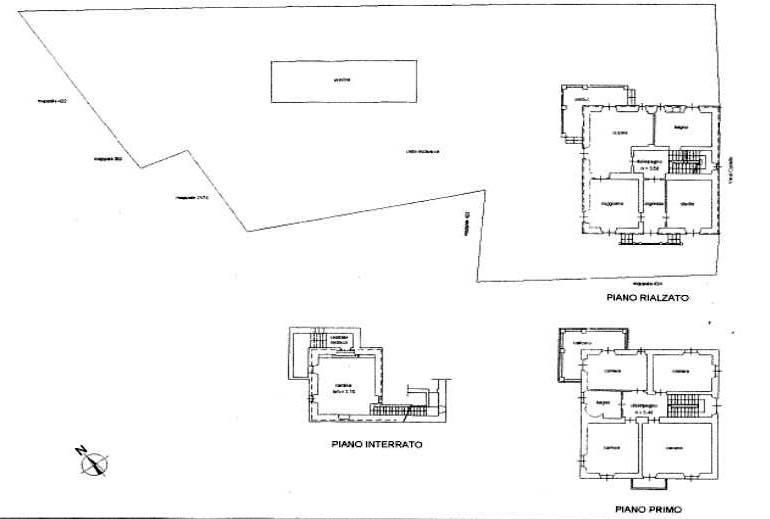 foto  Villa unifamiliare, ottimo stato, 330 mq, Lesa