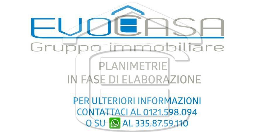 foto planimetria Single family villa via Molarosso 43, Bricherasio