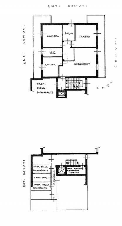 foto CASA 4-room flat via Monte Grappa 7, Cesano Boscone