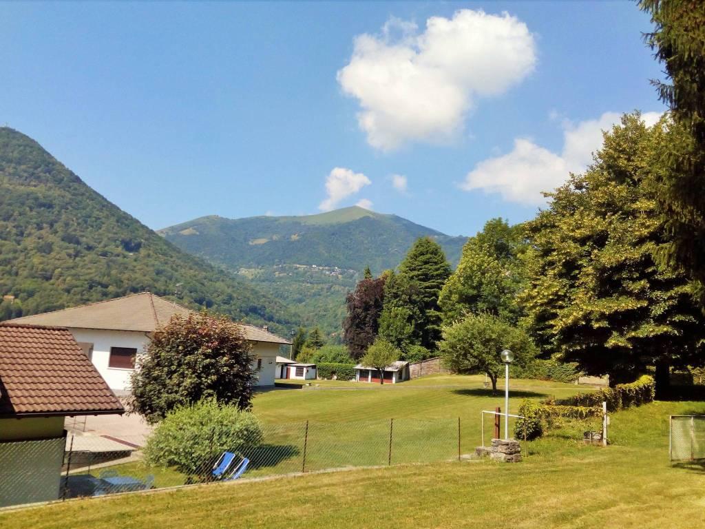 foto vista Villa unifamiliare via San Pietro 23, Dizzasco