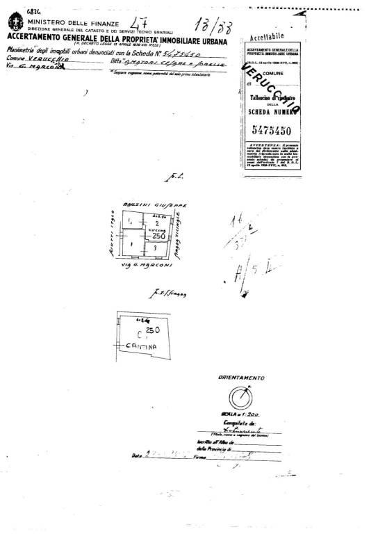 foto  Palazzo / Stabile all'asta via Guglielmo Marconi 24, Verucchio