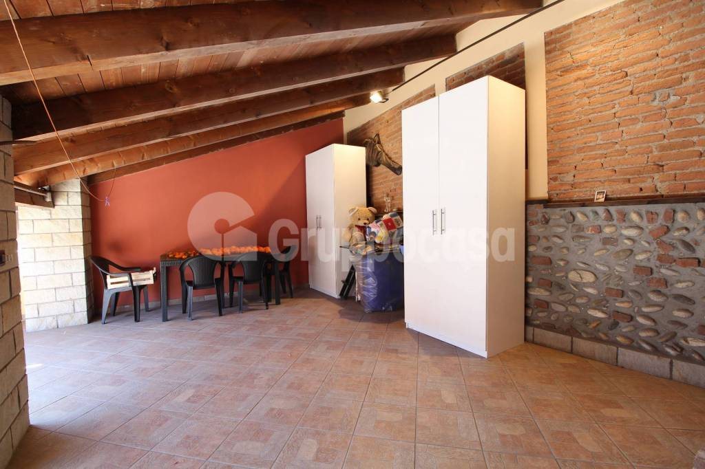 foto Terrazzo 4-room flat via Vittorio Emanuele, Cuggiono