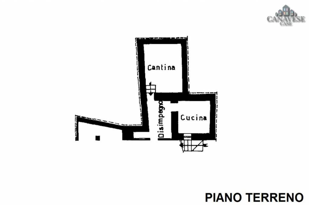 foto piantina Detached house via Guglielmo Marconi, Val di Chy