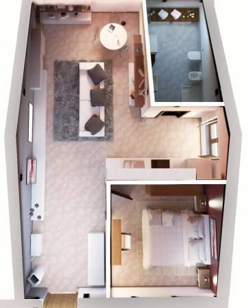 foto  2-room flat via Roddino 20, Monforte d'Alba