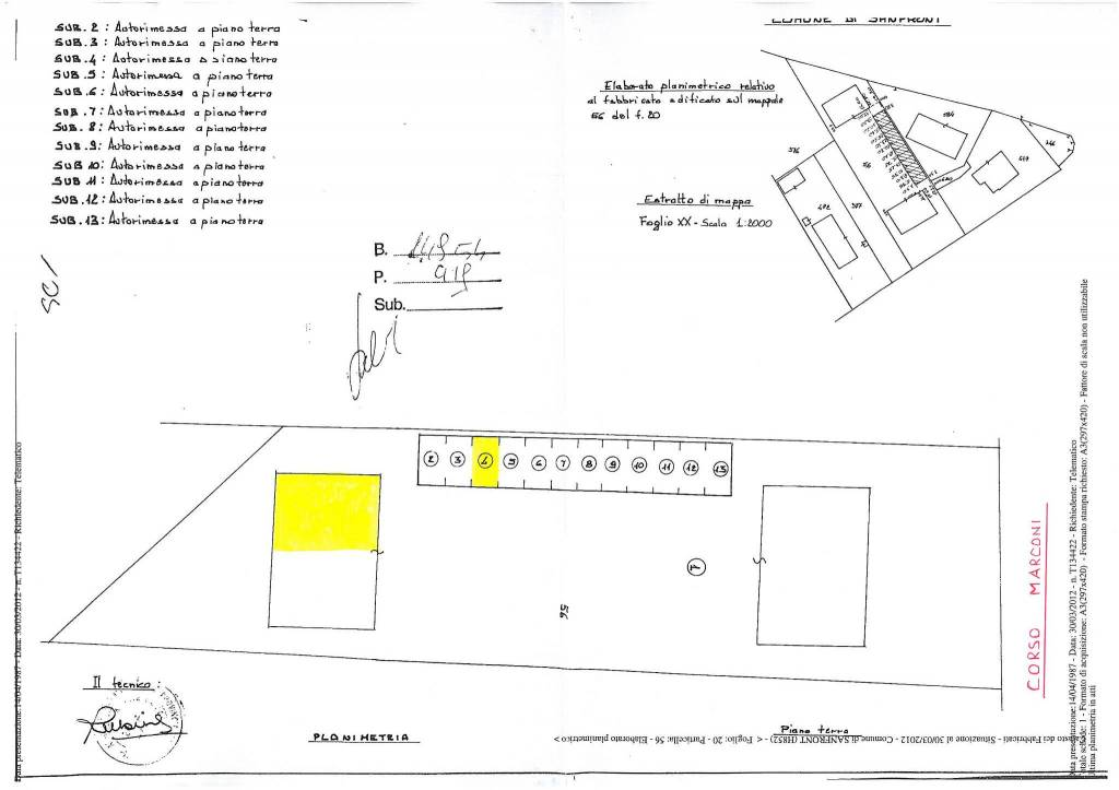 foto  3-room flat corso Guglielmo Marconi 27, Sanfront