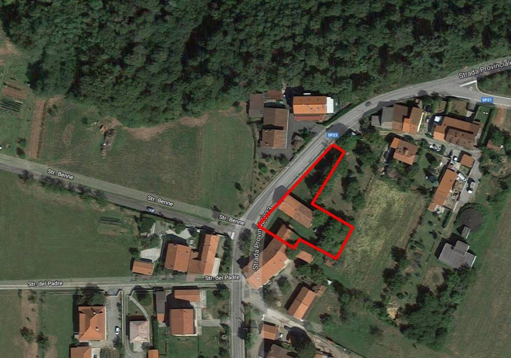 foto lotto Multi-family townhouse 500 sq.m., to be refurbished, Rocca Canavese