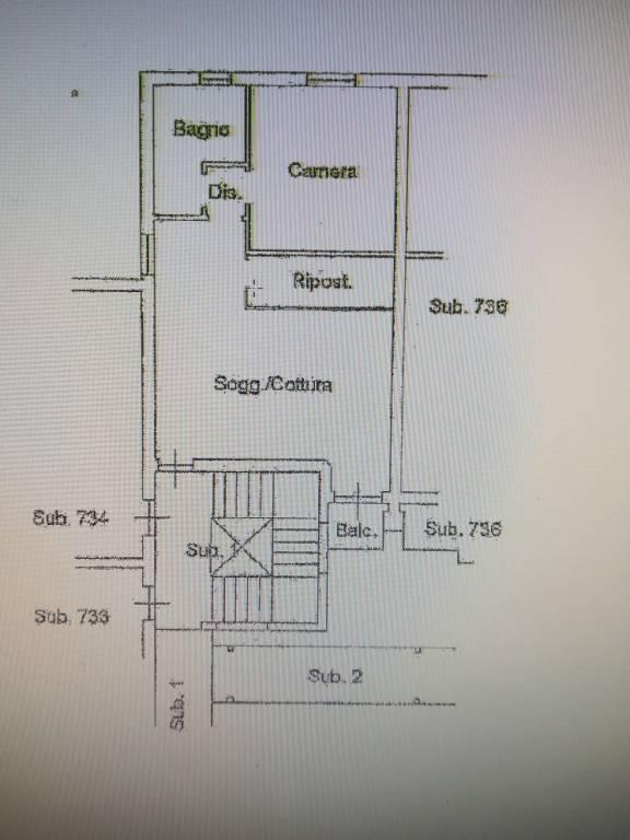 foto MORNICO 2-room flat via Papa Giovanni XXIII, Mornico al Serio