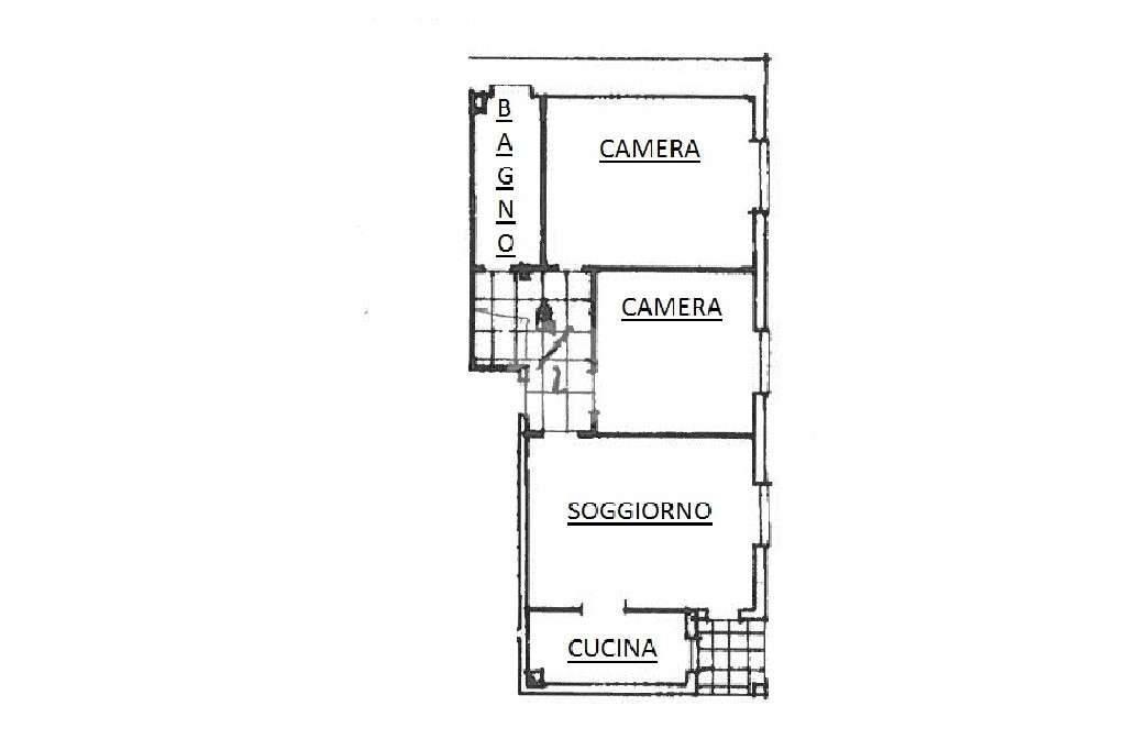 foto Li - planim sens 3-room flat via Treviso, Paderno Dugnano
