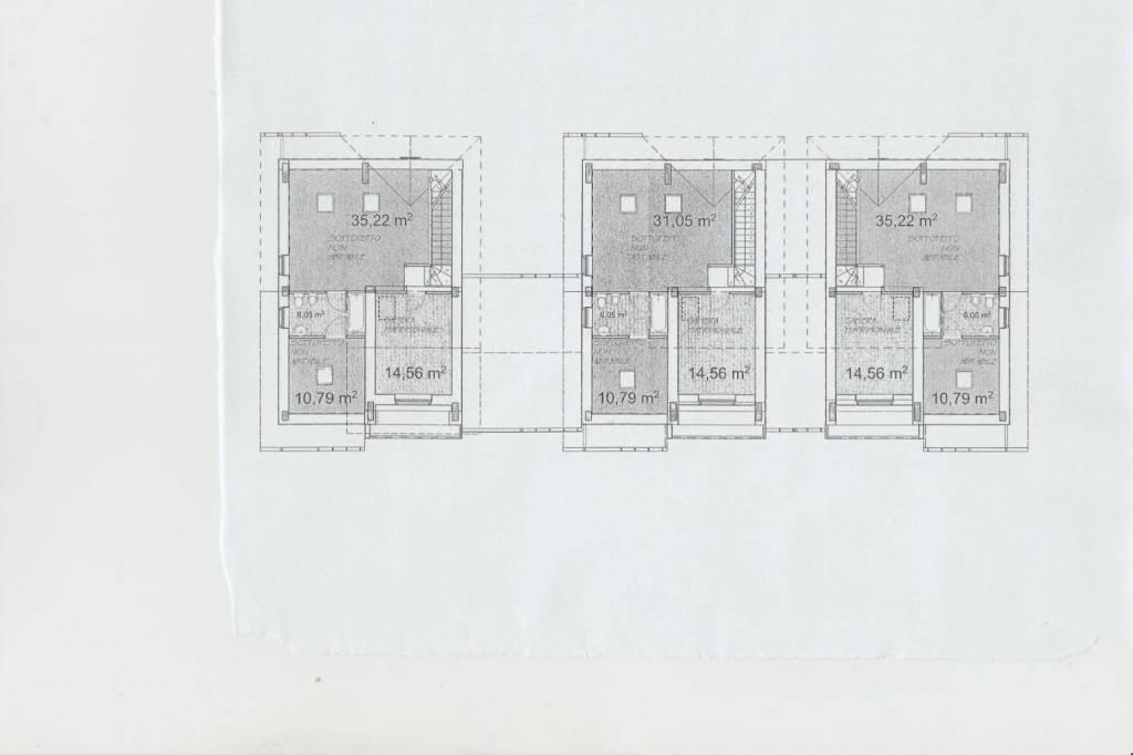 foto planimetria 1 Single family villa via Amedeo Modigliani 20, Bruino