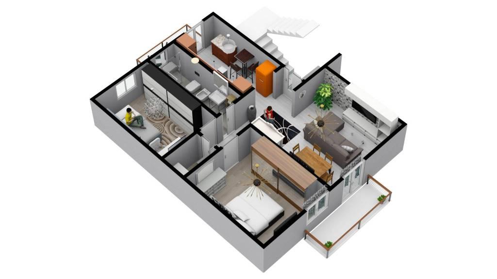 foto 1 4-room flat viale Roma 39, Avigliana