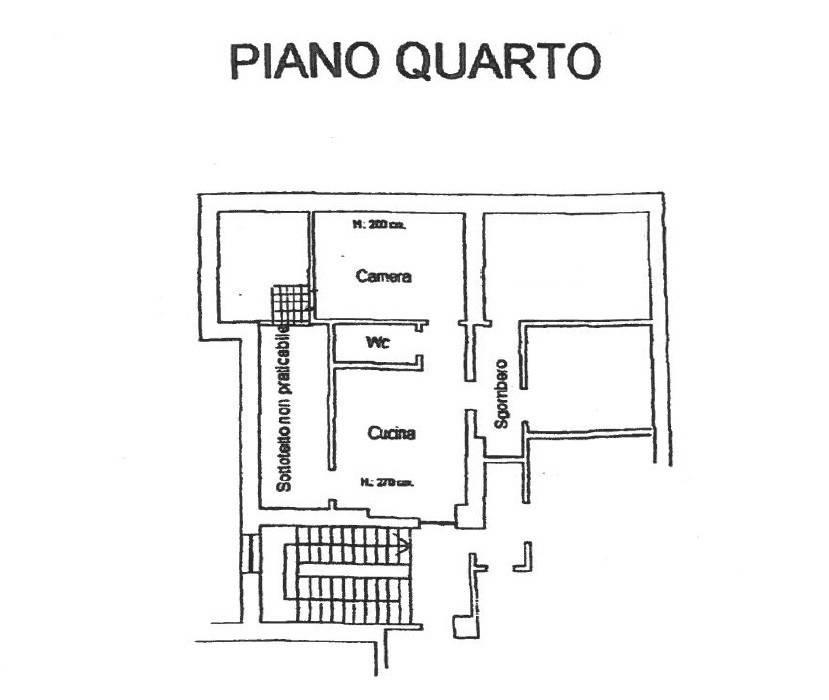 foto alloggio 4-room flat via Antonio Meucci 8, Cuneo