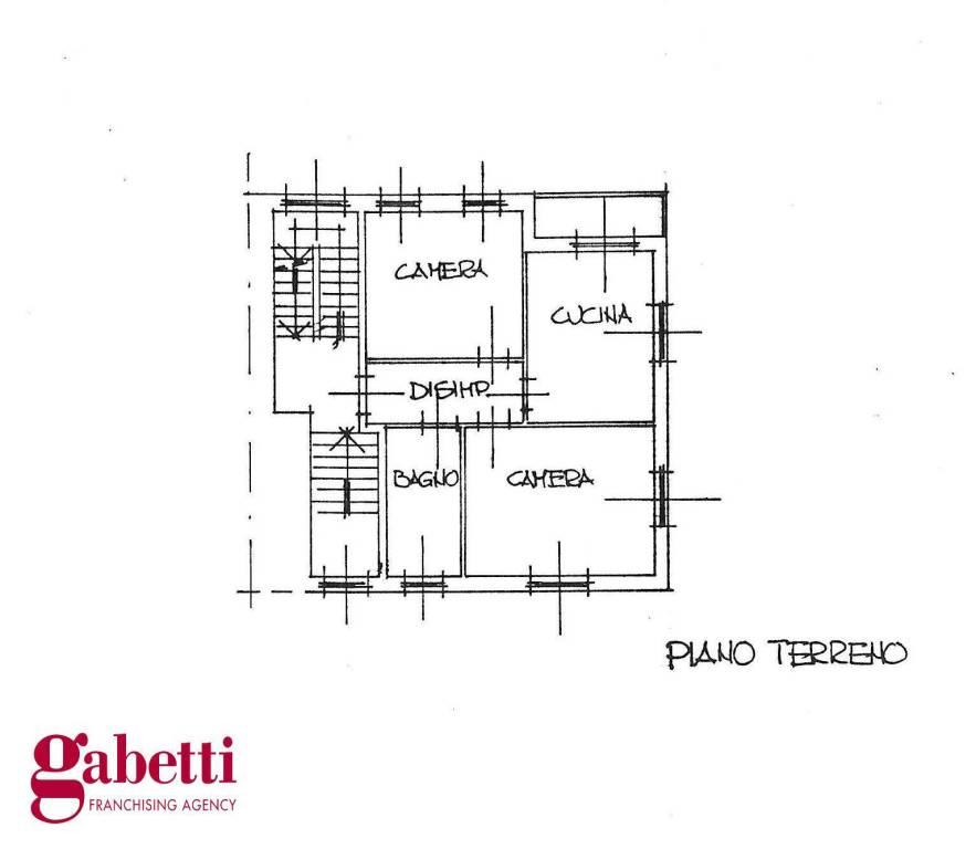 foto Appartamento 3-room flat via Mercantini, Bra