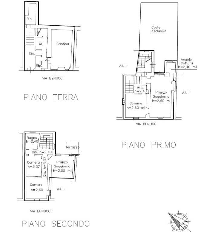 foto  Appartamento via Pietro Benucci 4, Sant'Agata Feltria