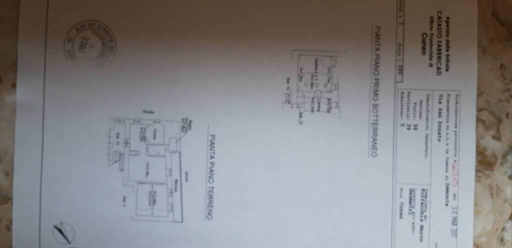 foto  3-room flat via San Donato, Demonte