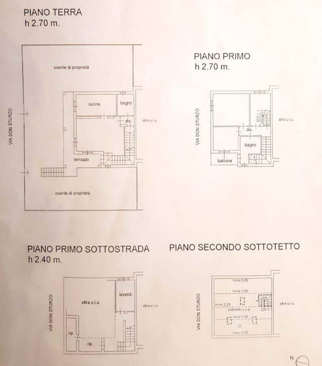 foto  Villa a schiera via Don Luigi Sturzo, Albairate