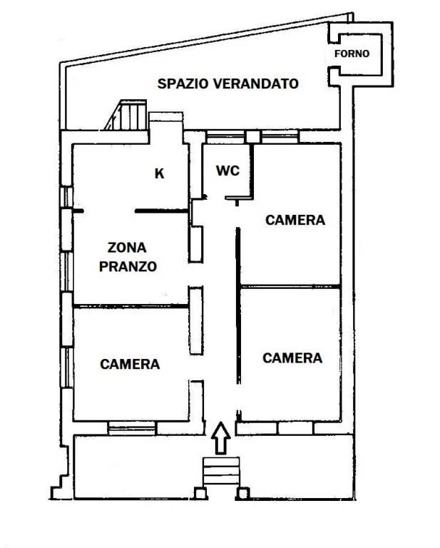 foto  Stabile o palazzo via Giovanni Pascoli, Vitulazio