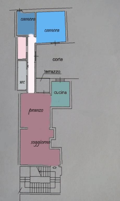 Vendita Appartamento Firenze. Quadrilocale in via Laura. Ottimo ...