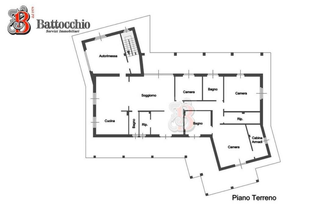 foto ASTI CELLARENGO - p.t. B Villa unifamiliare via pettinati, Cellarengo