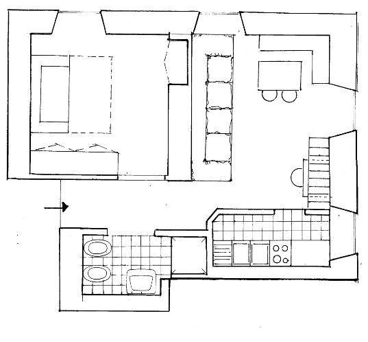 foto  3-room flat Località Bracho, Gressoney-Saint-Jean