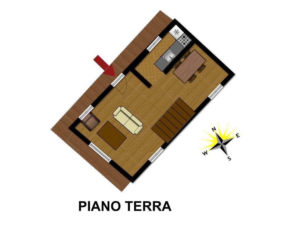 foto Piano Terra Single family villa Rue Col Ranzola 48, Brusson