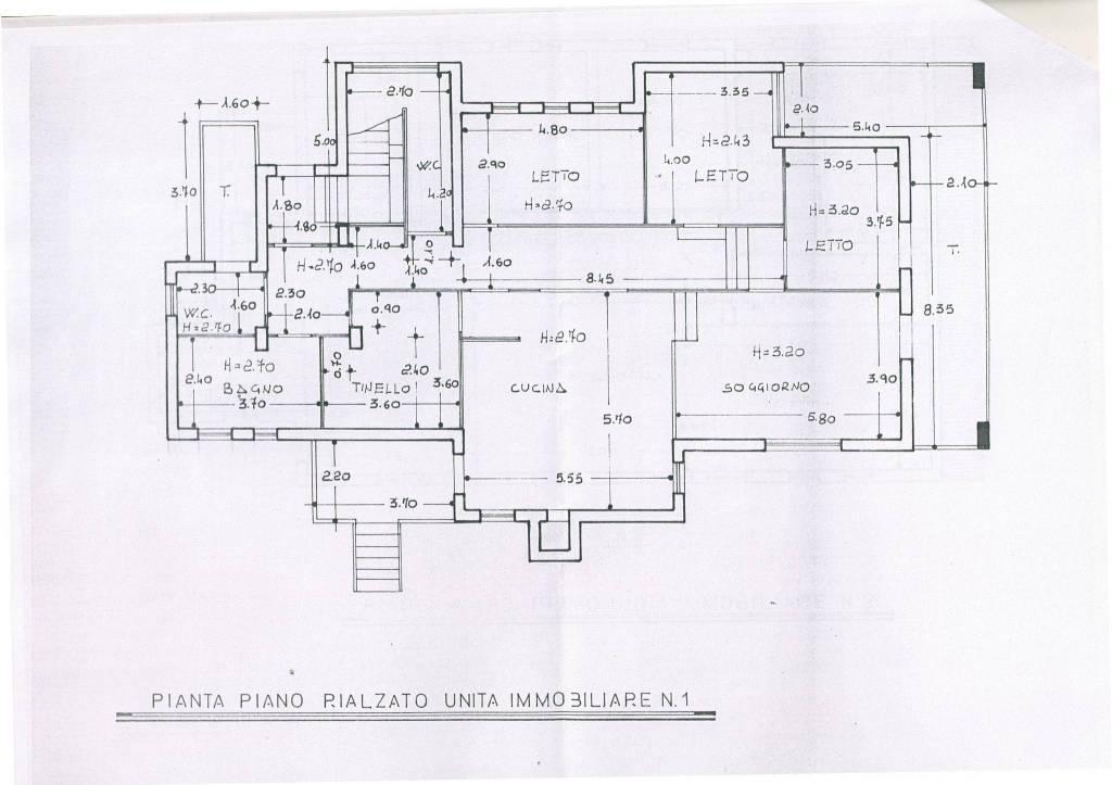 foto  Apartment good condition, mezzanine, Caiazzo