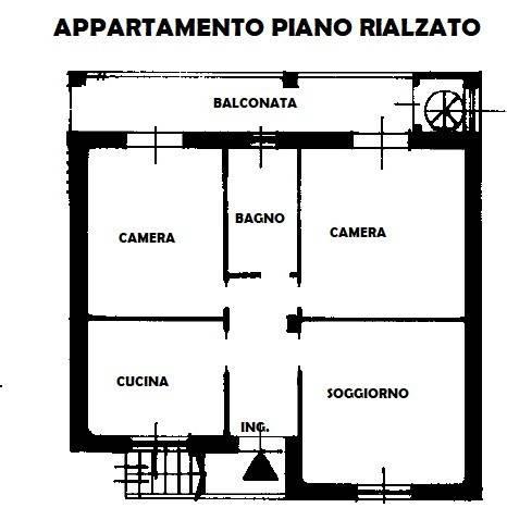 foto APPARTAMENTO P.R. Two-family villa via Giuseppe Garibaldi, Cesano Boscone
