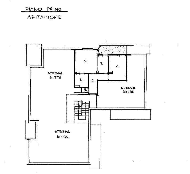 foto bilocale 3-room flat via Vittorio Veneto 152, Robilante