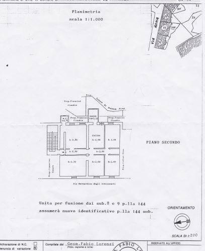 foto 1 Appartamento via Bernardino degli Albizzeschi, Massa Marittima