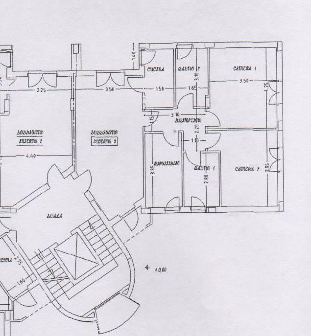 foto PLANIMETRIA Appartamento via Mirabilii 463, Campli