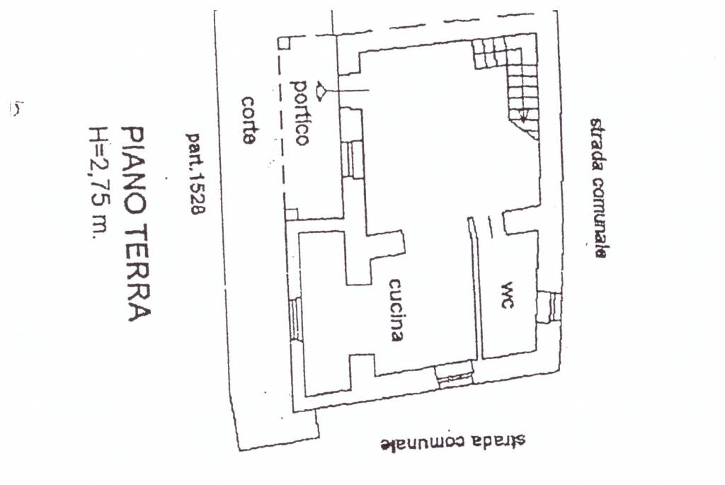 foto plan Einfamilienvilla via Massa Prato, Maratea