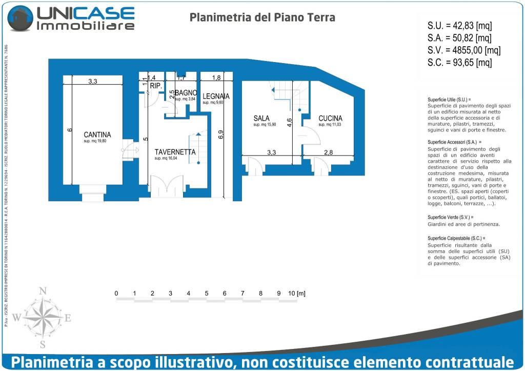 foto piano terra Detached house via Indiritto 6, Villar Pellice