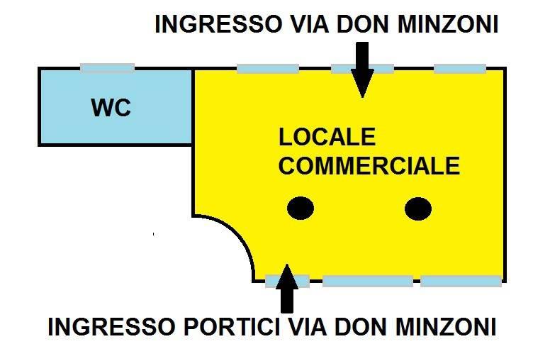 foto  Open space via Don Giovanni Minzoni 14, Fossano