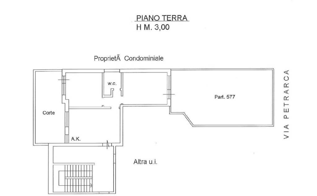 foto  Trilocale via Francesco Petrarca, Pomezia
