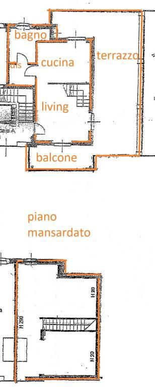 foto  Penthouse via Paolo Thaon di Revel 41, Carmagnola