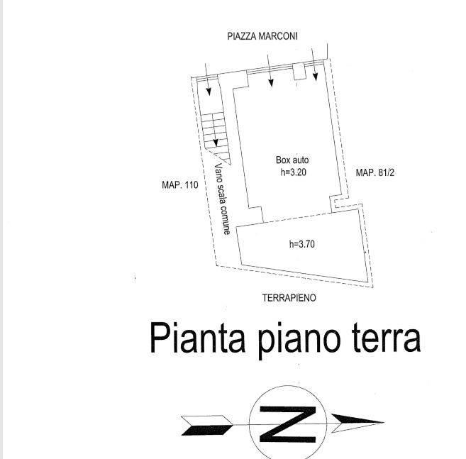 foto Piano terra Detached house piazza Guglielmo Marconi, Mornese