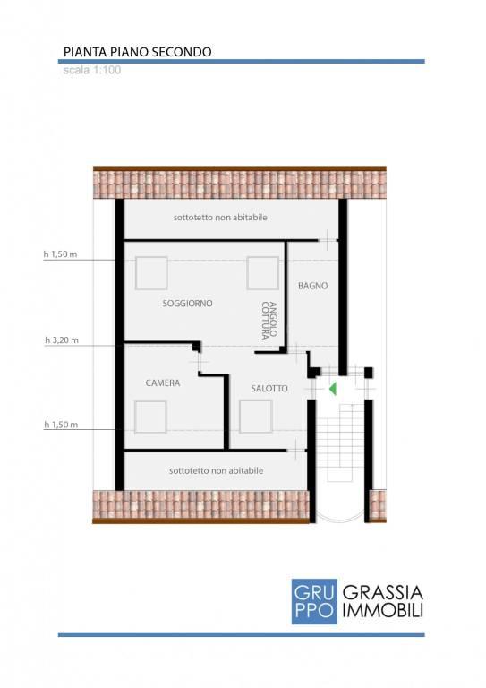 foto Appartamento 2-room flat Strada della Rul 12, Bruino